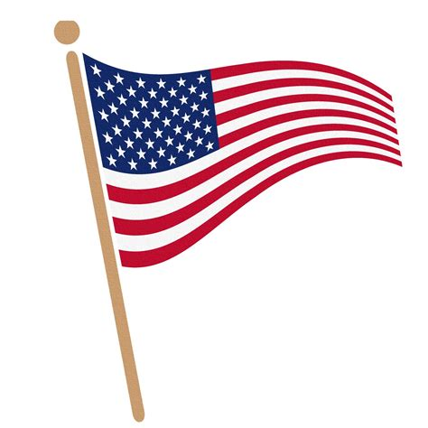 Distressed American Flag Wallpaper American Flag Clipart Cliparts Co