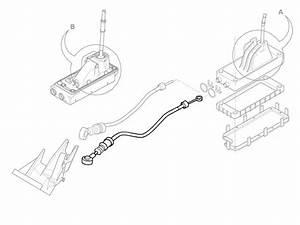 Mini Cooper Shift Cable Oem Gen1 R53 Cooper S To 0