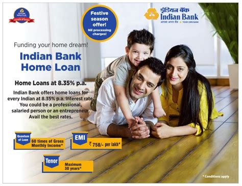 Indian Bank Funding Your Home Dream Indian Bank Home Loan