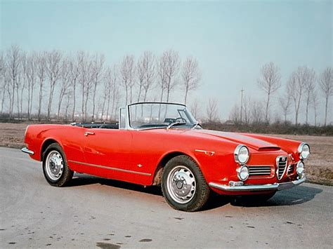 Alfa Romeo 2600 Spider by 2009 Alfa Romeo 2600 Spider Car Pictures