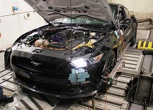 2015 Mustang GT Supercharger developed by Ford Performance and ROUSH Performance - Ford ...
