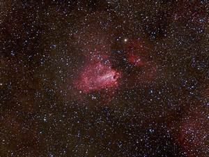 Messier M17 Omega Nebula