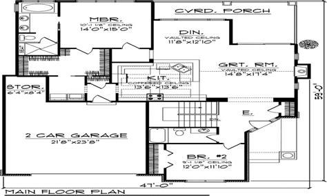 2 Bedroom Cottage Plans by 2 Bedroom Cottage House Plans 2 Bedroom House Plans With
