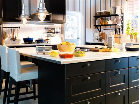 ikea kitchen island 9 ideas to keep your new kitchen functional and organized 4439