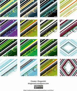 Modern retro background vector Free vector in Encapsulated ...