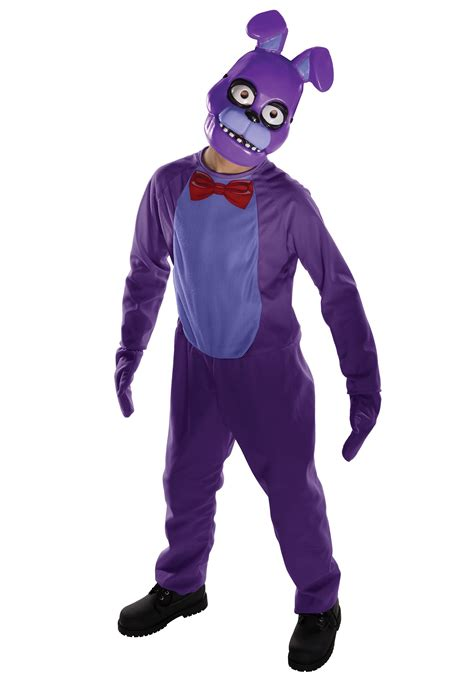 Animatronic Halloween Props by Five Nights At Freddy S Child Bonnie Costume