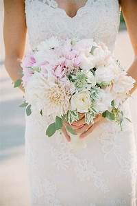 A romantic pink Dahlia inspired wedding by Krista Mason ...