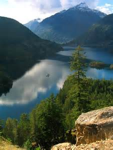 Diablo Lake Washington State