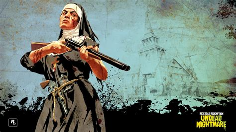 Red Dead Redemption Concept Art Undead Nightmare Kewl