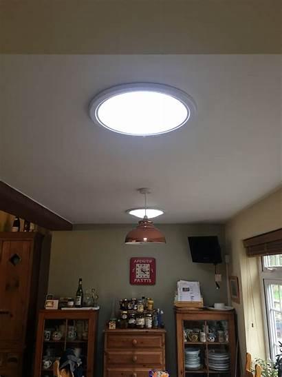 Natural Tubular Skylight Roof Diffuser Rain Company