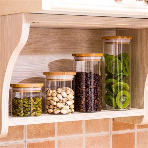 fournisseur de cuisine chine différents types bocaux en verre de cuisine fournisseur