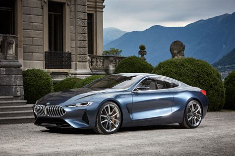 Bmw 8 Series Concept Quick Drive