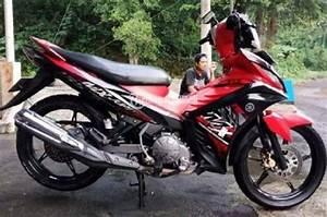 Motor Yamaha Jupiter Mx Pakai Komponen V