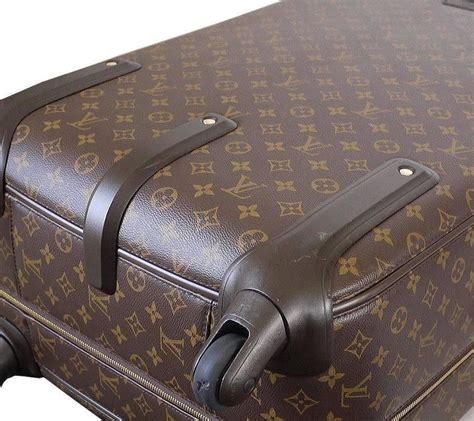 louis vuitton monogram zephyr  trolley case suitcase luggage  stdibs