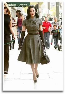 Tenue Des Années 50 : habit retro photos de robes ~ Nature-et-papiers.com Idées de Décoration