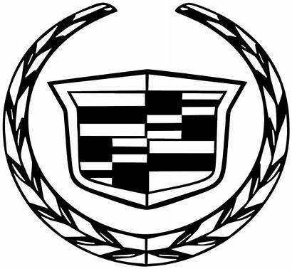 Cadillac Vector Decal Symbol Drawing Decals Logos