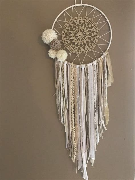 Attrape Reve Pompon by Attrape R 234 Ves Dreamcatcher Boho Chic Pompons Attrappe