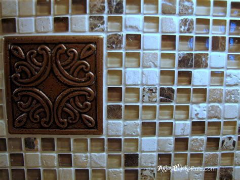 Kitchen Tile Backsplash (do-it-yourself)-artsy Chicks Rule®