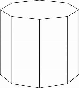 Octagonal Prism | ClipArt ETC