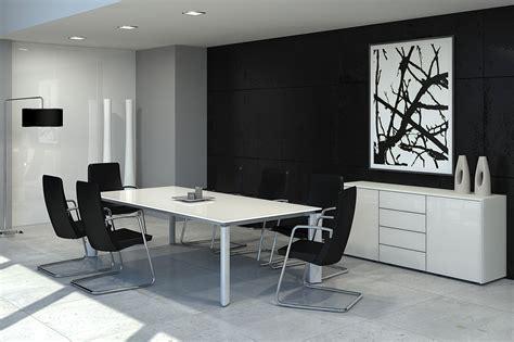 mobilier bureau contemporain bureau direction verre en paca style contemporain nos
