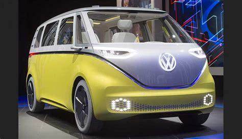 combi hippie de volkswagen ahora es electrica  autonoma