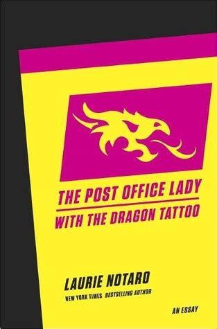 post office lady   dragon tattoo  essay