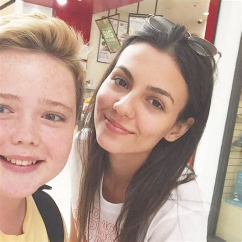 Victoria Justice - Social Media Pics 09/24/2017