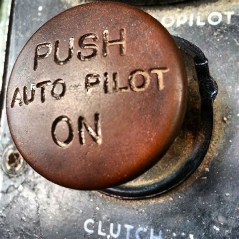 auto pežot 3 warning signs you re leading on autopilot blanchard