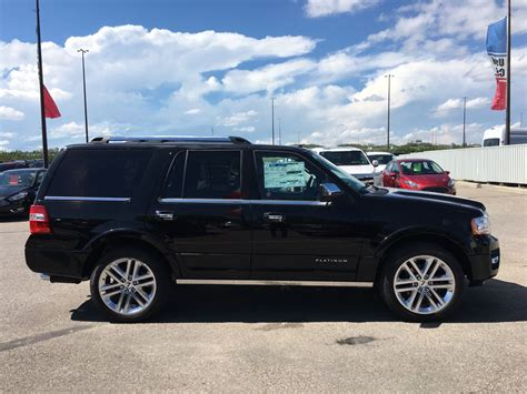 ford expedition platinum  calgary ep