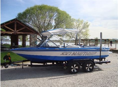 Used Ski Nautique Boats For Sale by Correct Craft Ski Nautique 196 Boats For Sale