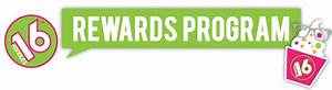 Welcome - 16 Handles Rewards Program | Processed by ...