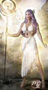 Athena from Saint Seiya 2013 by Maryneim on DeviantArt