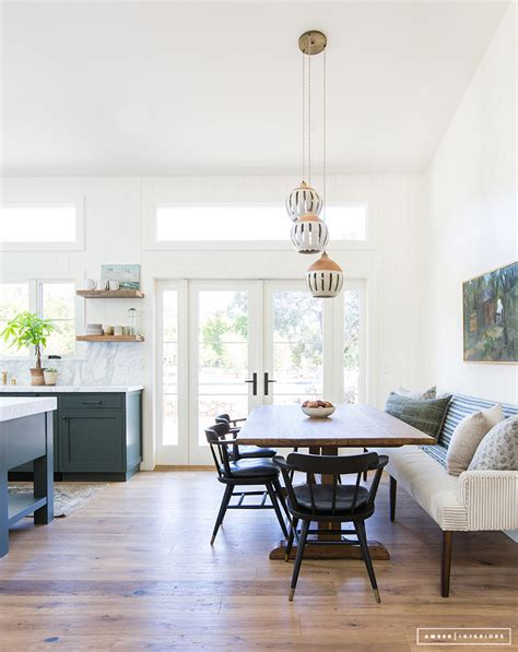 Amber Interiors Before + Afters Of Her Ojai Projecta