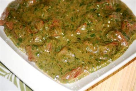 recette de cuisine africaine sauce gombo à la viande de boeuf recette tchadienne recettes de cuisine africaine
