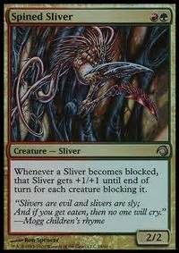 magic sliver deck ideas 18 best images about mtg magic the gathering on