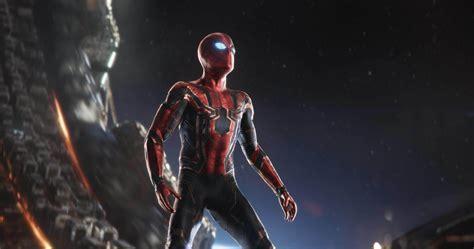 iron spider armor marvel cinematic universe wiki