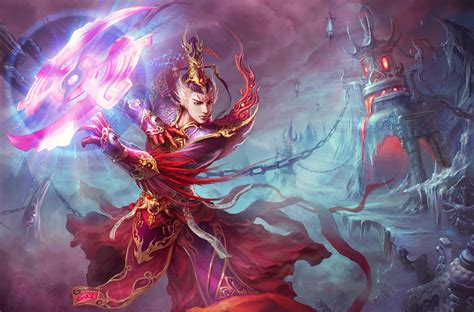 Sorcerer Wallpaper And Background Image