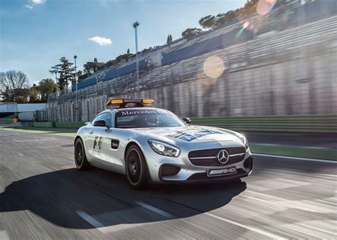 2018 Mercedes Benz Amg Gt S F1 Safety Car Front Photo