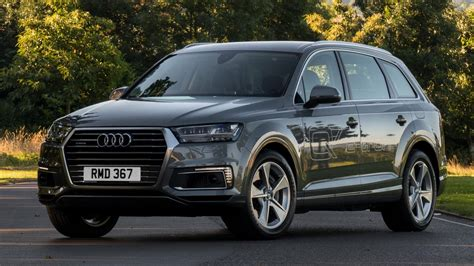 Audi Q7 Etron Quattro Review Hybrid Suv Tested  Top Gear