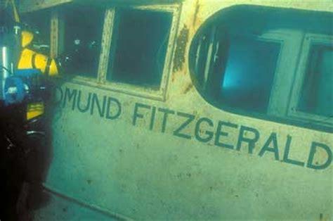 Edmund Fitzgerald Sinking Location by 35th Anniversary Of The Wreck Of The Edmund Fitzgerald