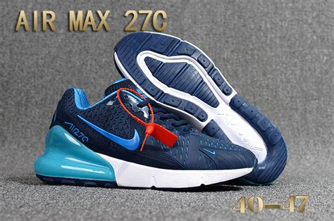 mens nike air max  kpu navy blue royal blue white running shoes sneakerscluecom