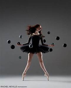 Graceful Motion of Professional Dancers graphy by