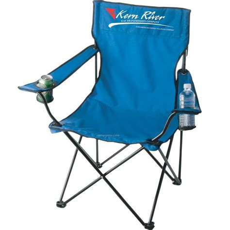 patriotic folding chair w arm rests 2 cup holders and