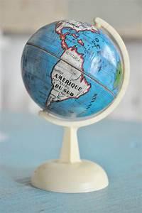 Mini Globe Terrestre : 1000 images about kidimo aime les globes terrestres les mappemondes on pinterest ~ Teatrodelosmanantiales.com Idées de Décoration