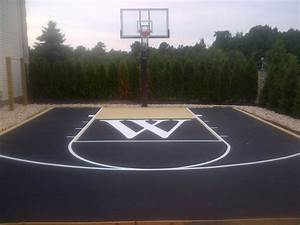basketball court size comparison of dimensions clipgoo With outdoor basketball court template