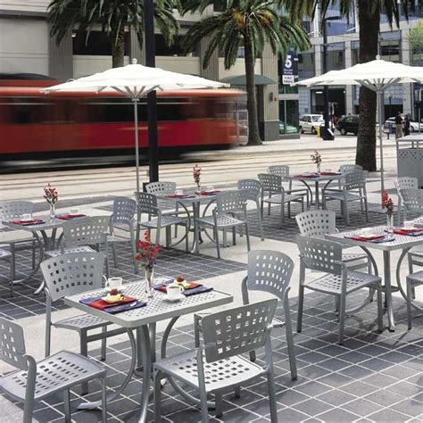 Commercial Outdoor Dining Furniture Patio Dining Sets