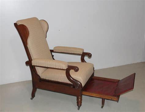 fauteuil restauration en acajou de cuba xixeme