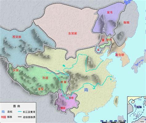 China History Maps  Three Kingdoms (220280)  220581