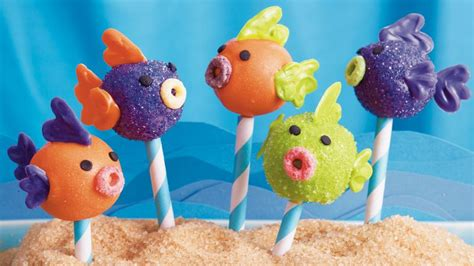 school  fish cake pops recipe bettycrockercom