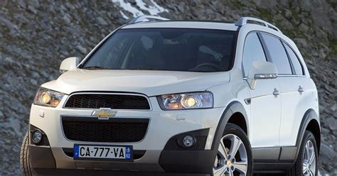 Chevrolet Captiva Hd Picture by Wallpaper Chevrolet Captiva Car Wallpapers